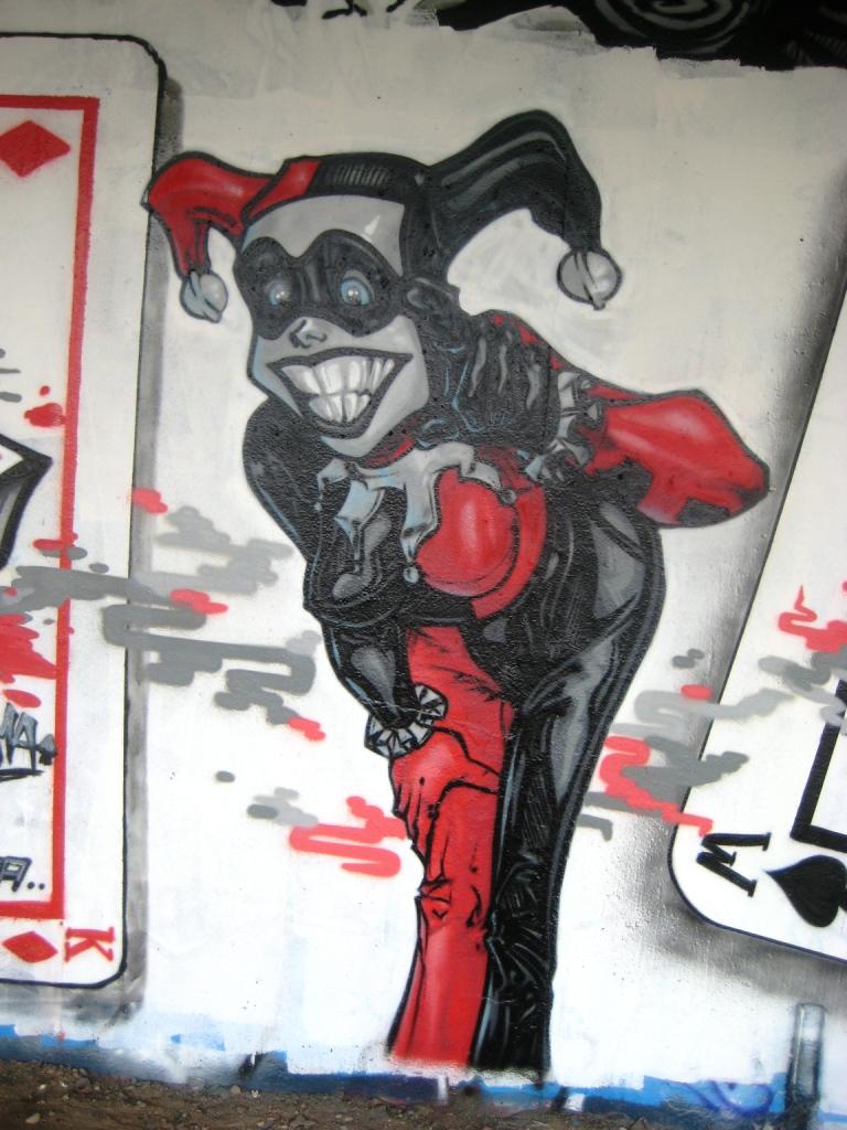 Graffiti de Krema Mesh Nacle (Besançon)