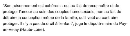 Laurent Wauquiez dans le Figaro
