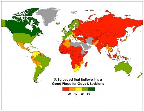 Cartographie manichéenne de la tolérance